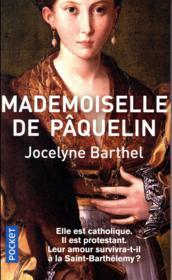 Mademoiselle de Pâquelin - Couverture - Format classique