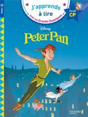 Peter Pan ; CP niveau 3 - Couverture - Format classique