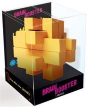 Brain booster/jaune ; vous allez rire jaune ! - Couverture - Format classique