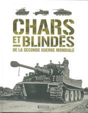 Chars et blindés de la Seconde Guerre mondiale - Couverture - Format classique