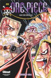 One Piece T.89 ; bad end musical - Couverture - Format classique