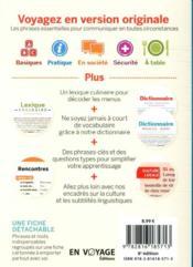 GUIDE DE CONVERSATION ; Russe (8e édition) - 4ème de couverture - Format classique