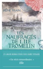 Les naufragés de l'ile Tromelin - Couverture - Format classique