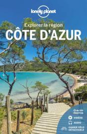 Explorer la région ; Côte d'Azur (3e édition) - Couverture - Format classique