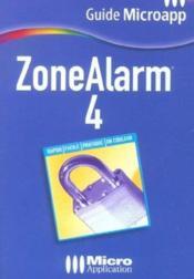 Zone alarm 4 - Couverture - Format classique