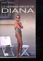 Le dernier amour de Diana - Couverture - Format classique