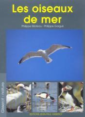 Les oiseaux de mer - Couverture - Format classique