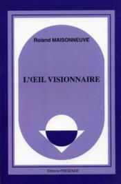 L'Oeil Visionnaire - Couverture - Format classique