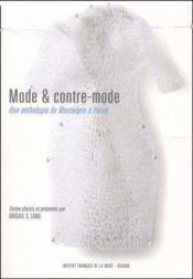 Mode Et Contre Mode - Couverture - Format classique