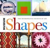 Museum shapes - Couverture - Format classique