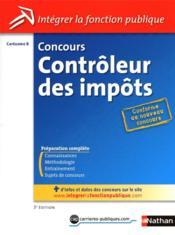 telecharger Concours controleur des impots – categorie B (edition 2010) livre PDF en ligne gratuit