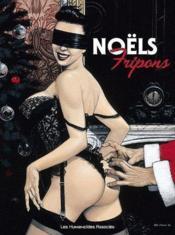Noëls fripons - Couverture - Format classique
