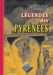 Légendes des Pyrénées - Couverture - Format classique