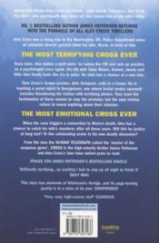 Cross - 4ème de couverture - Format classique