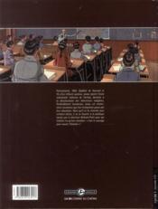Carlisle t.1 ; Tasunka Witko - 4ème de couverture - Format classique