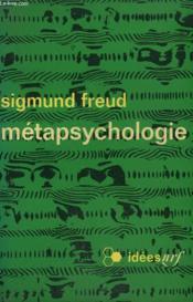 Metapsychologie. Collection : Idees N° 154 - Couverture - Format classique