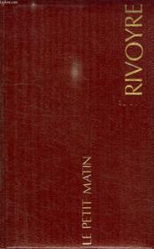Le Petit Matin. - Couverture - Format classique