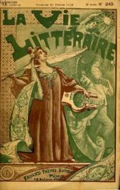 Surprises Et Surprise. La Vie Litteraire. - Couverture - Format classique