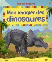 Mon imagier des dinosaures - Intérieur - Format classique