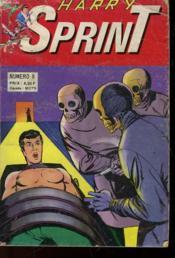 Harry Sprint - N°8 - Couverture - Format classique