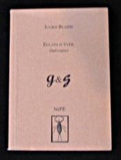 Eclats D'Eveil (breviaire) - Couverture - Format classique