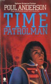 Time Patrolman - Couverture - Format classique