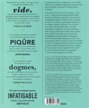 Comprendre la typographie - 4ème de couverture - Format classique