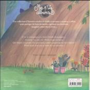 Une surprise pour Petite Taupe - 4ème de couverture - Format classique