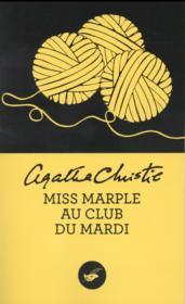 Miss Marple au club du mardi - Couverture - Format classique