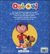 Oui-Oui et ses amis ; livre d'activités - 4ème de couverture - Format classique