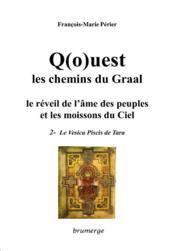 Q(o)uest, les chemins du Graal, le réveil de l'âme des peuples et les moissons du ciel t.2 : le vesica piscis de tara - Couverture - Format classique
