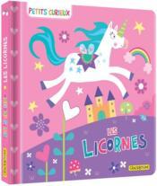 Les licornes - Couverture - Format classique