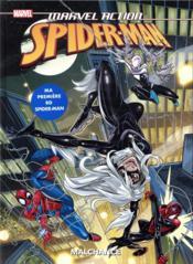 Marvel action - Spider-Man ; malchance - Couverture - Format classique