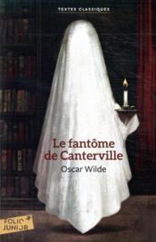 Le fantôme de Canterville - Couverture - Format classique