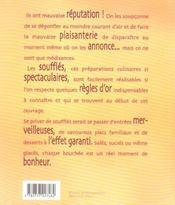 Legers et faciles, les souffles ! - 4ème de couverture - Format classique