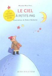 Le ciel a petits pas (nouvelle edition) - Intérieur - Format classique