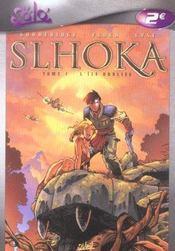 Slhoka t.1 ; l'île oubliée - Intérieur - Format classique