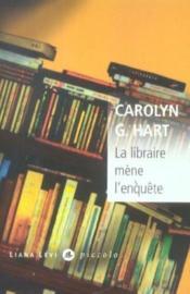 La libraire mène l'enquête - Couverture - Format classique