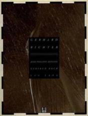 Gerhard Richter (Fr) - Couverture - Format classique