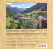 Autriche - 4ème de couverture - Format classique