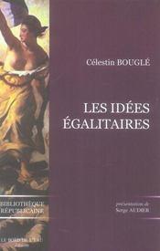 Les idees egalitaires - Intérieur - Format classique
