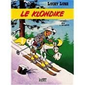 Lucky Luke T.65 ; le klondike - Couverture - Format classique