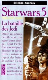 Trilogie La Croisade Noire Star Wars T.2 La Bataille Des Jedi - Couverture - Format classique
