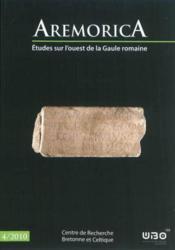 Etudes Sur L'Ouest De La Gaule Romaine - Couverture - Format classique