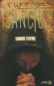 Sanctus - Couverture - Format classique