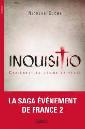 Inquisitio - Couverture - Format classique