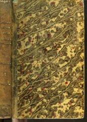 Souvenirs De La Terreur De 1788 A 1793. Tome 1. Precede D'Une Introduction Historique Par M. Charles Nodier. - Couverture - Format classique