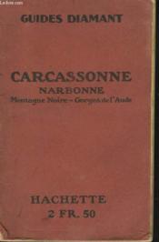 Carcassonne, Narbonne, Montagne Noire, Georges De L'Aude - Couverture - Format classique