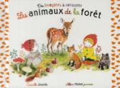 Les animaux de la forêt - Couverture - Format classique
