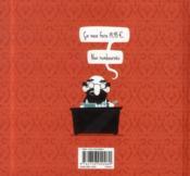 Docteur Rorschach - 4ème de couverture - Format classique